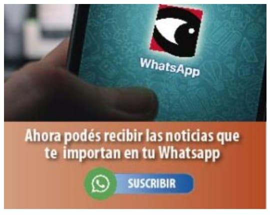 Enterate de todas las noticias de MisionesOnline ahora también por WhatsApp