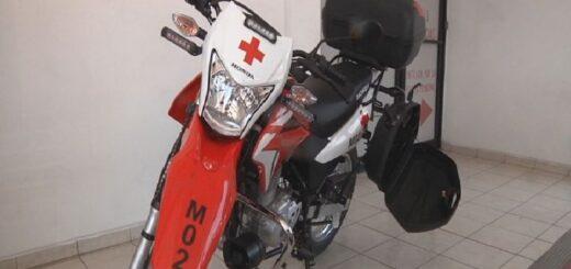 Misiones: evalúan un proyecto para incorporar moto ambulancias a la Red de Traslados