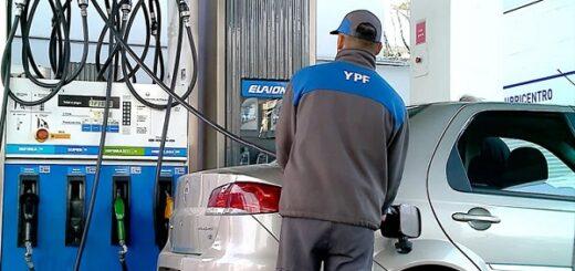 YPF subió el precio de los combustibles y en Misiones ya se paga 108,9 pesos el litro de nafta premium