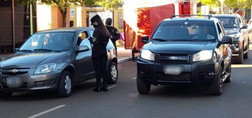 Operativo de Seguridad Ciudadana en Misiones: 33 personas detenidas, 72 motos y 48 licencias de conducir retenidas el fin de semana