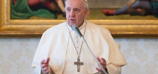 Papa pidió la suspensión de las patentes