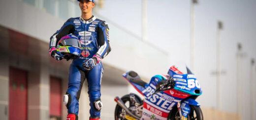 Tragedia en el Moto3: Murió Jason Dupasquier tras sufrir un grave accidente durante la clasificación del GP de Italia