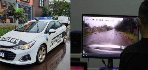 Con la intención de brindar más seguridad, la Policía de Misiones incorpora cámaras de videovigilancia en 50 patrullas