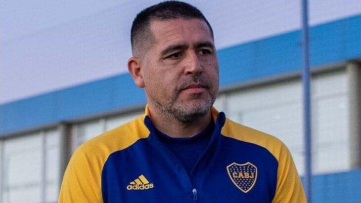 "Juan Román Riquelme, luego que Boca eliminó a River: ""Ellos no patearon al arco"""