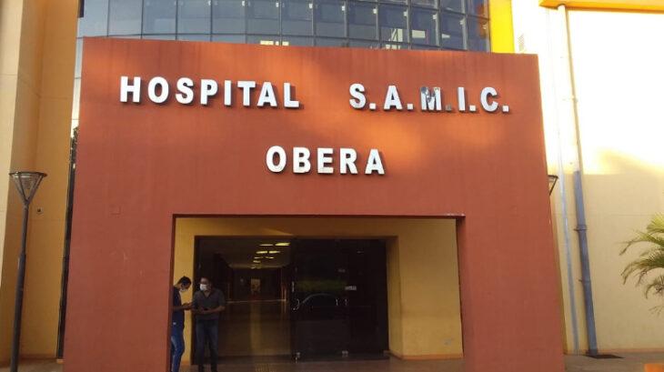 """Ampliación de la terapia intensiva en el Samic de Oberá: """"La pandemia nos obliga a estar preparados y por ello, nos pusimos fuertemente a trabajar"""", afirmó el director"""