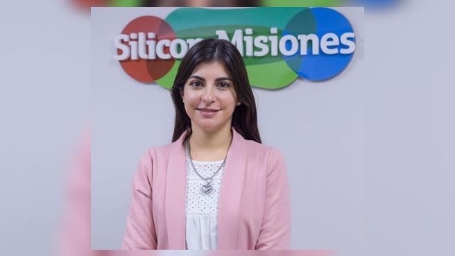Siomara Vitto fue designada subsecretaria Silicon Misiones