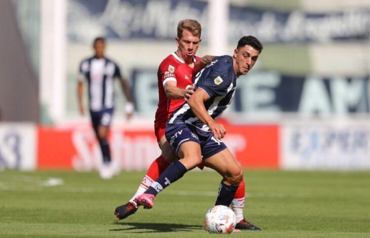 Copa Liga Profesional: con gol del posadeño Esteban Rólon, Huracán igualó con Talleres