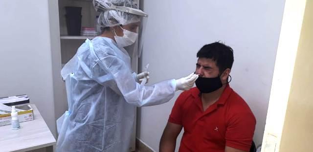 Coronavirus en Posadas: este 25 de mayo no habrá testeos en el ex Materno Neonatal del Hospital Madariaga