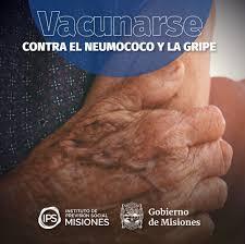 Benmaor destacó el programa de inmunización 2021 del IPS contra la gripe y la neumonía que ya incluyó a 80 mil afiliados