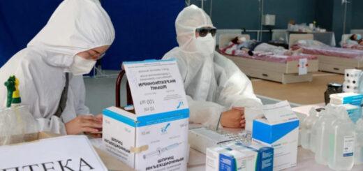 se perdieron 1000 vacunas Sputnik V