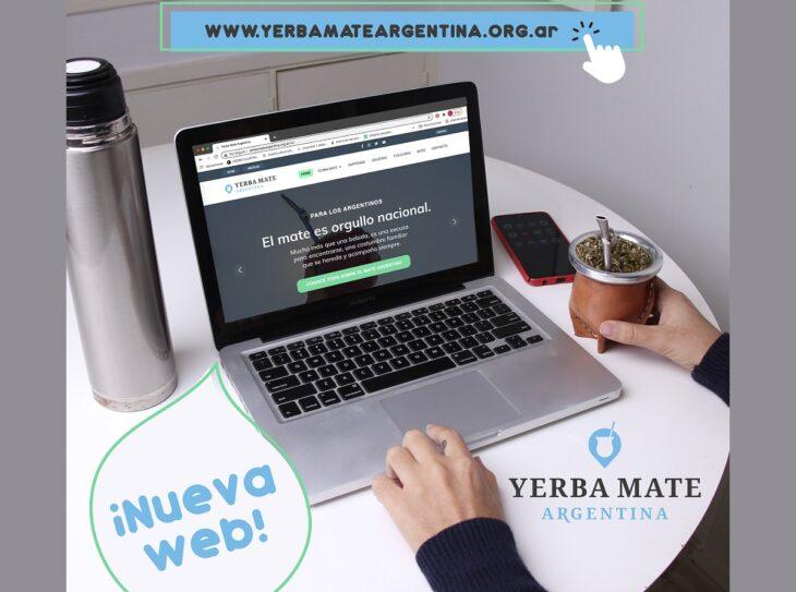 Yerba Mate Argentina estrena una renovada página web