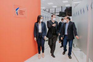 El Fondo de Crédito Misiones presentó nuevas líneas de financiamiento y Herrera Ahuad anunció que trabajarán para habilitar nuevas sedes en San Vicente y Puerto Rico