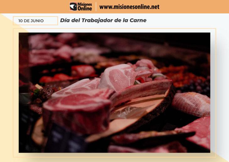Hoy se celebra el Día del Trabajador de la Carne: ¿Por qué se eligió el 10 de junio?