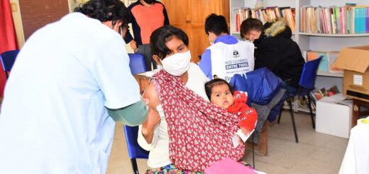 Más de 13 millones de personas ya recibieron su primera dosis de alguna vacuna contra el Covid-19 en el país