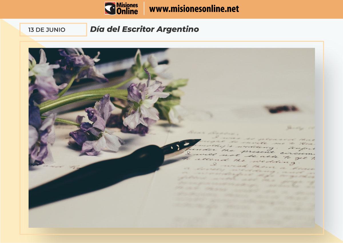 Hoy se celebra el Día del Escritor Argentino en honor al nacimiento de Leopoldo Lugones
