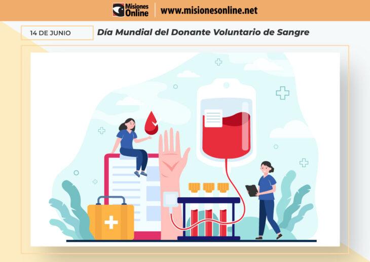 Hoy se celebra el Día Mundial del Donante Voluntario de Sangre: un acto anónimo, voluntario y altruista
