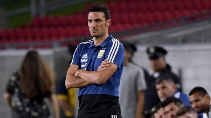 La probable formación de la Selección Argentina contra Colombia por  Eliminatorias para Qatar 2022