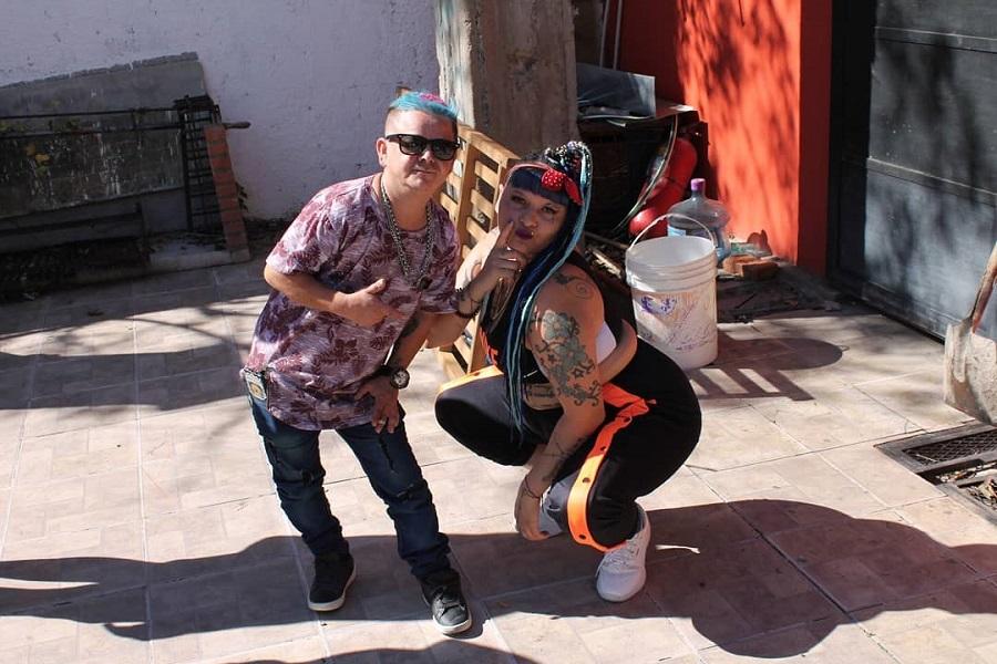 El Mismisimo se sumó a La Chabona y El Chuchu para un videoclip de lo más bizarro