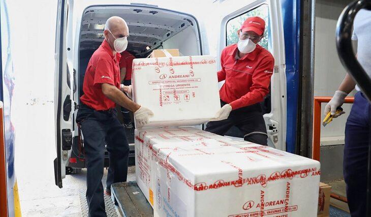 Coronavirus: Misiones recibirá11.400 dosis del componente 2 de la Sputnik V