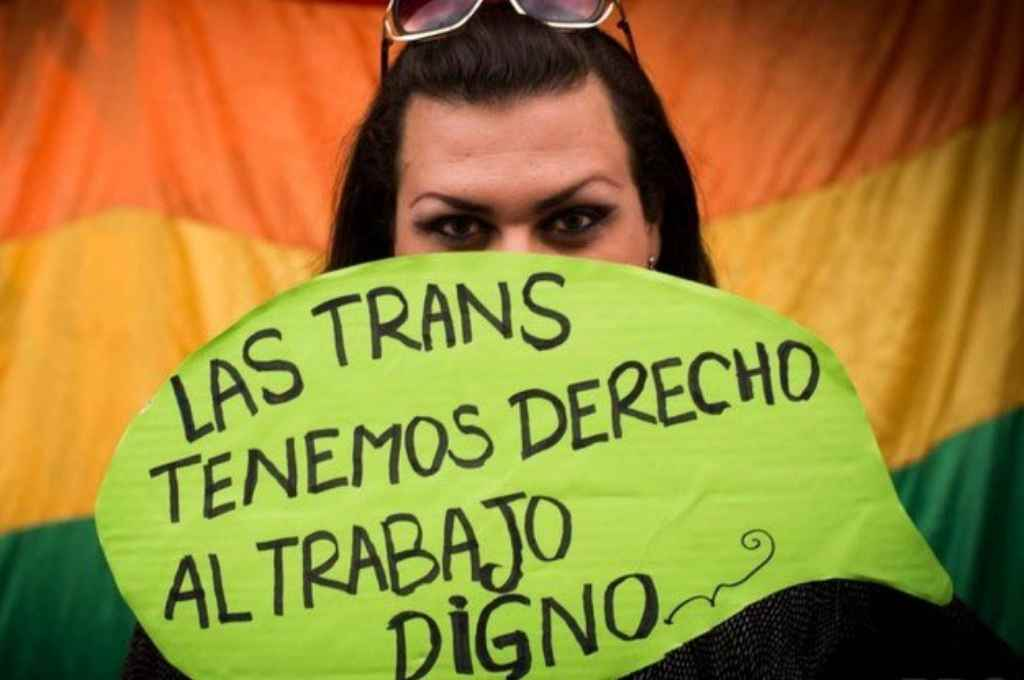 cupo laboral travesti-trans