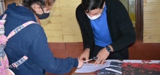 PAS: vecinos de Colonia Guatambú recibieron anteojos recetados gratuitos