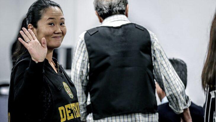 Elecciones en Perú: el fiscal anticorrupción pidió la prisión preventiva para Keiko Fujimori en el caso Lava Jato