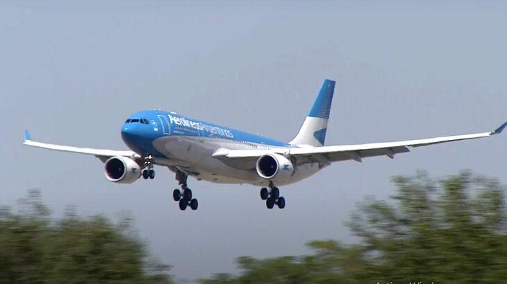 Ratificaron la suspensión de nuevos destinos y la reducción de vuelos con Europa
