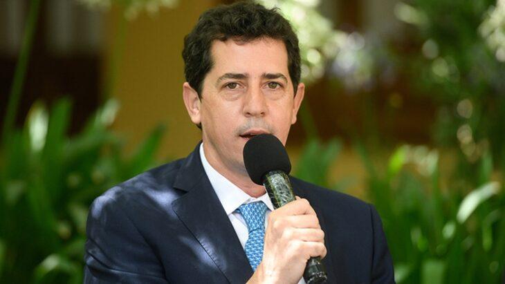 Cafiero y De Pedro firman convenio sobre pasos fronterizos y conectividad