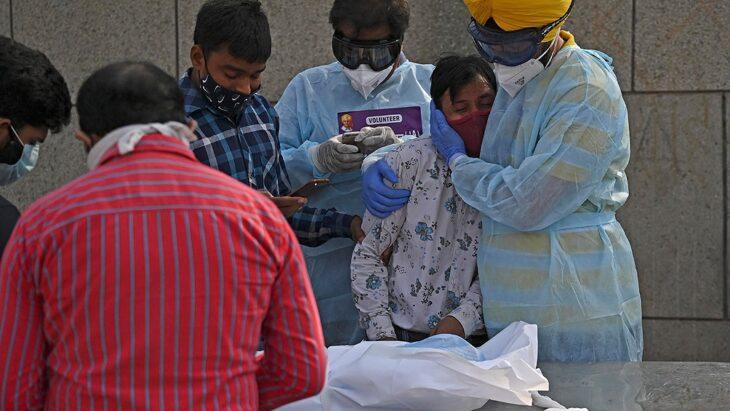 India reclamó medidas para contener la cepa Delta plus de coronavirus
