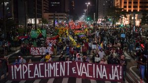 Marcha en Brasil