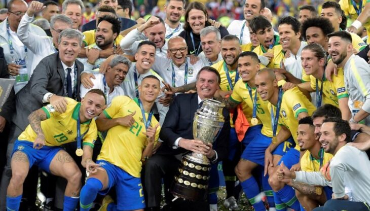 Desde la Selección Brasileña de Fútbol expresaron que están en contra de la Copa América