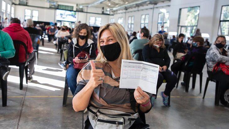 Vacunación en Argentina: este miércoles se superarán las 10 millones de dosis aplicadas