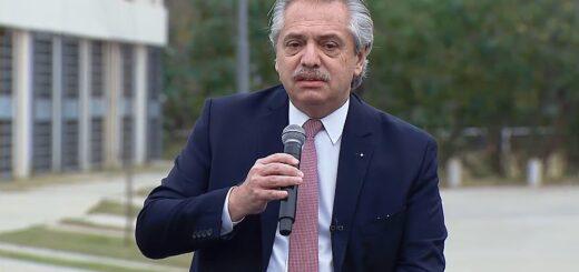"""Alberto Fernández aseguró que, aún en pandemia, """"pude cumplir infinidad de promesas de campaña"""""""
