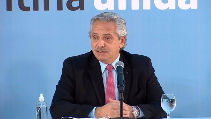 """Alberto Fernández: """"No hay más lugar para el colonialismo en el mundo"""""""