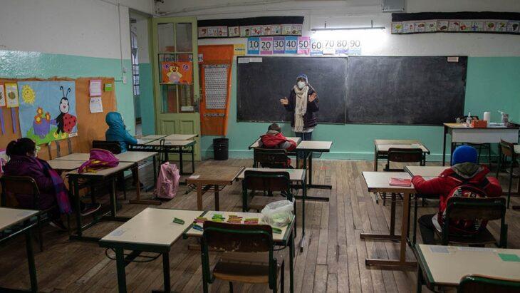 Más de tres millones de estudiantes volvieron a las aulas en la provincia de Buenos Aires