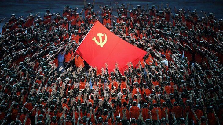 Con un gran espectáculo festejaron en China el centenario del Partido Comunista y el fin de lo peor de la pandemia