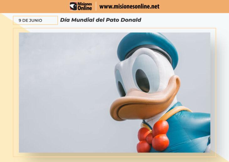 Hoy se celebra el Día Mundial del Pato Donald: El pato más famoso de la historia