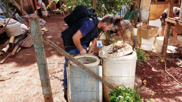 Dengue en Posadas: recuerdan la importancia de eliminar criaderos después de la lluvia