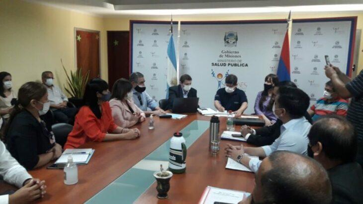 El gobierno de Misiones retomó las negociaciones salariales con representantes de los empleados públicos