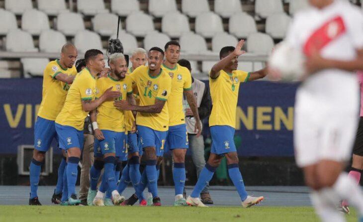 Copa América: comenzó la segunda fecha con dos partidos correspondientes al Grupo B, Colombia y Venezuela empataron 0 – 0 y Brasil venció a Perú 4 – 0