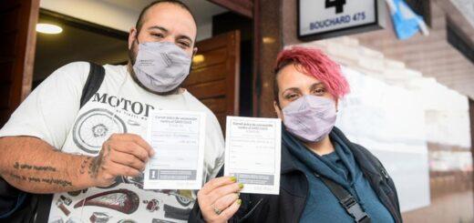 llegaron a la Argentina más de 6.7 millones de vacunas
