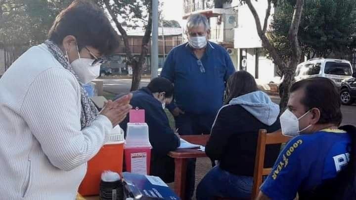 """Jorge Frowein, director de Zona Norte de Salud Pública: """"La comunidad de Wanda aún debe cambiar los hábitos y ajustarse a los protocolos"""""""