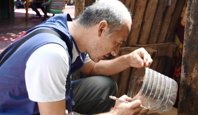 Operativo LIRA: alertan sobre la importante cantidad de criaderos de mosquitos detectados en las casas posadeñas