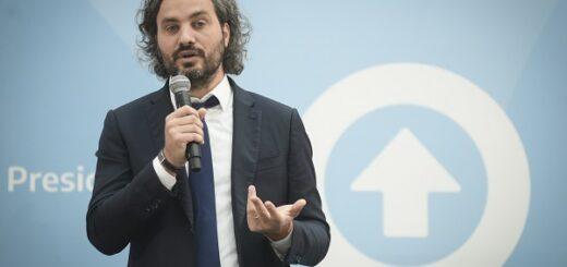 """Santiago Cafiero: """"El compromiso del presidente es que los salarios le ganen a la inflación"""""""