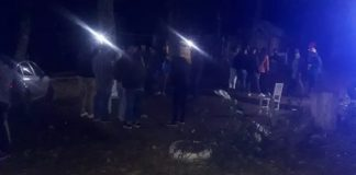 Noche de San Juan clandestina