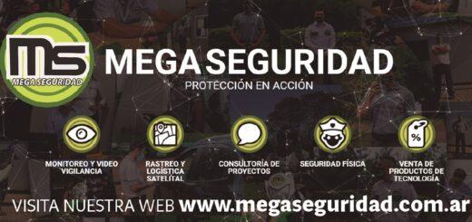 Mega Seguridad relanza su sitio web y protege con tecnología de vanguardia a sus clientes