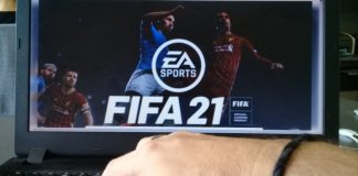 Robaron el código fuente del FIFA 21