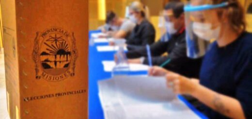 Misiones abre el calendario electoral en el país este domingo con sus elecciones legislativas