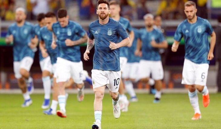 La Selección Argentina comienza a prepararse para la Copa América y realiza estudios a sus jugadores