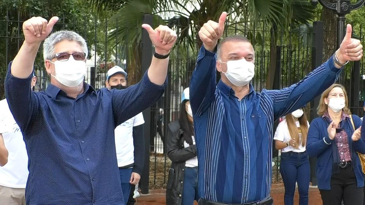 El vicegobernador Carlos Arce ratificó que en los comicios del domingo en Misiones habrá seguridad sanitaria